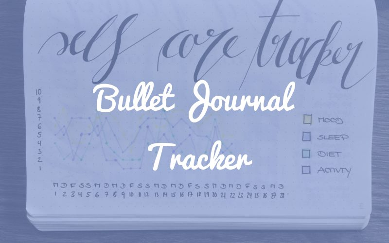 Bullet Journal Tracker: die Grundlagen