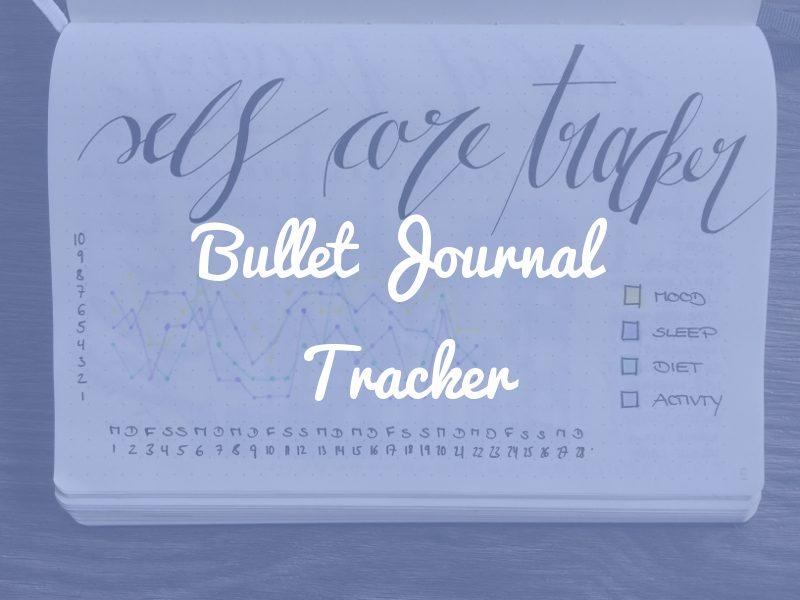 Bullet Journal Tracker: die Grundlagen | Punktkariert