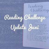 Reading Challenge Update Juni 2017