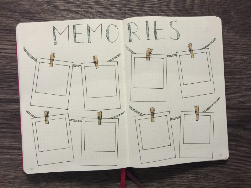 Memory Pages Fotos