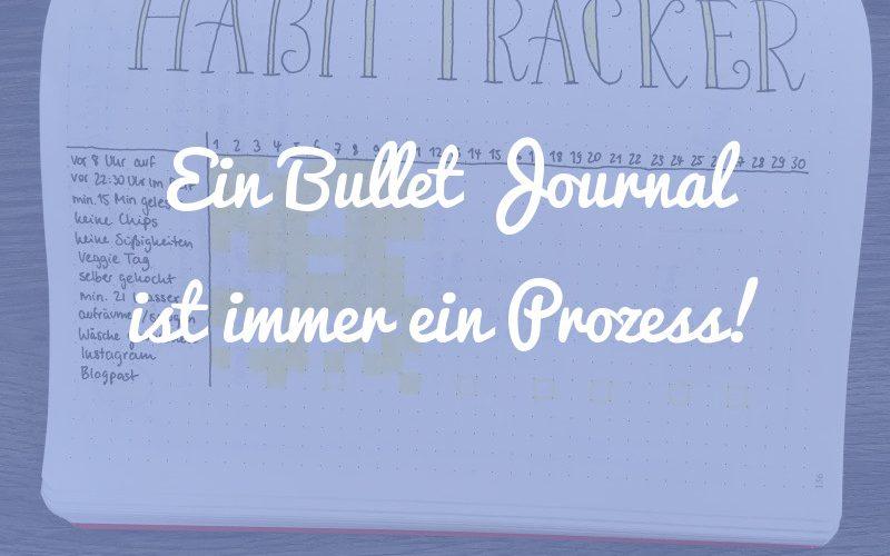 Warum du nicht aufgeben solltest, wenn du mit deinem Bullet Journal nicht zufrieden bist