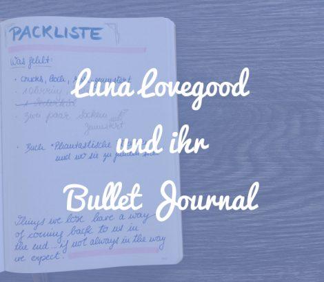 Luna Bullet Journal Beitragsbild