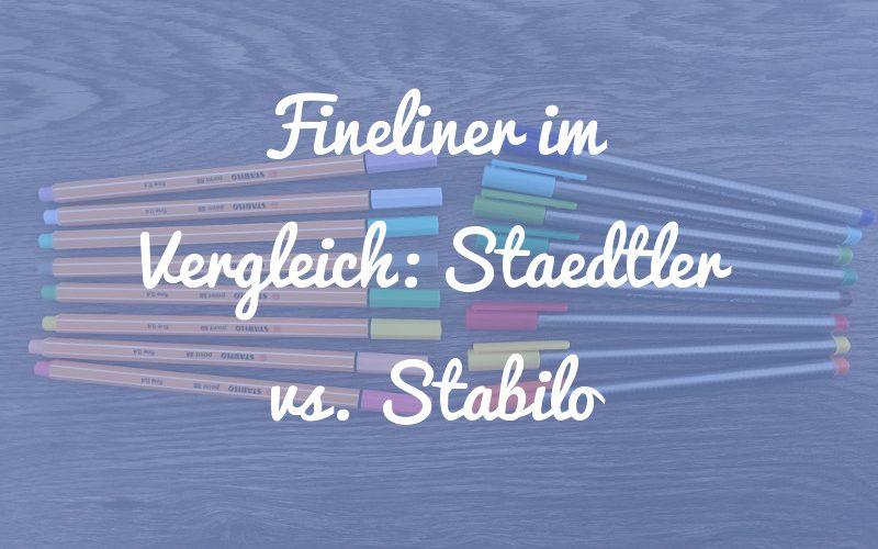 Fineliner im Vergleich: Welcher Stift passt zu welchem Papier?