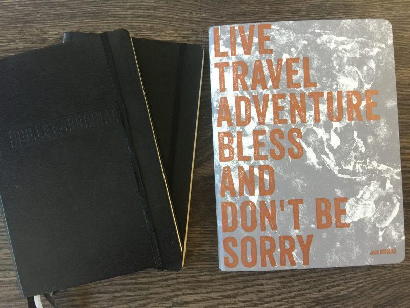 Kork Travelers Journal A5-A7