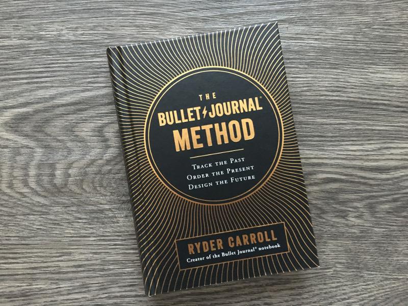 Ryder Carroll: Die Bullet Journal Methode