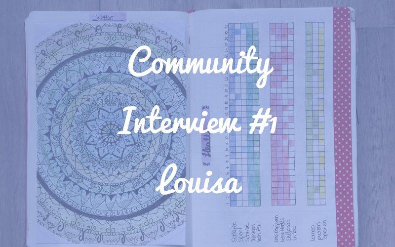 """""""Sei du selbst und nimm dir nicht zu viel vor!"""" [Community Interview #1]"""