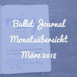 Beitragsbild Monatsübersicht März