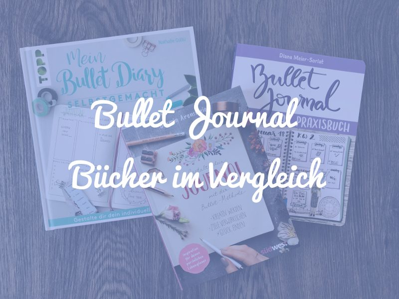 Bullet Journal Bücher