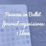 Finanzen im Bullet Journal organisieren