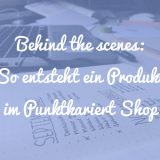 Behind the scenes: Bullet Journal Vorlagen für den Punktkariert Shop