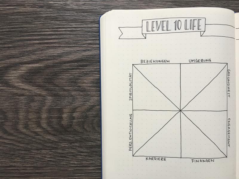 Level 10 Life Grundgerüst