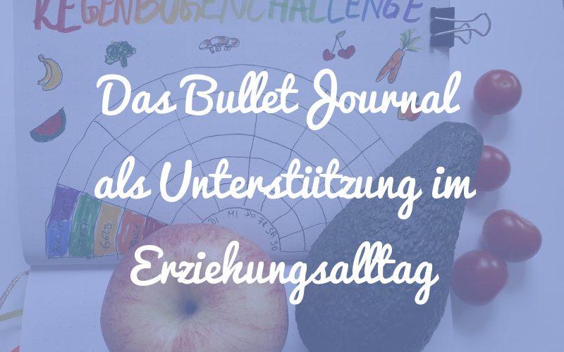 Das Bullet Journal als Unterstützung im Erziehungsalltag: 3 Tracker